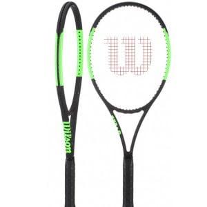 wilson blade 98 18 20 tenis raketi