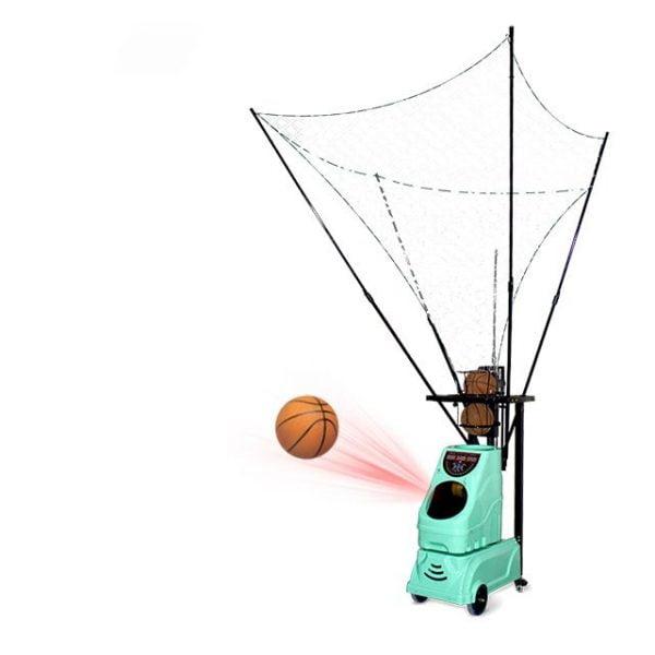 basketbol topu atma makinesi