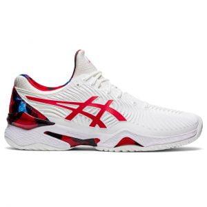 asics court ff erkek tenis ayakkabısı