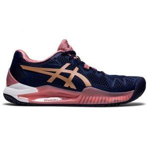 Asics Resolution Kadın Tenis Ayakkabısı