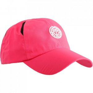 pembe tenis şapkası