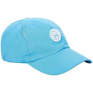 tenis şapkası turkuaz