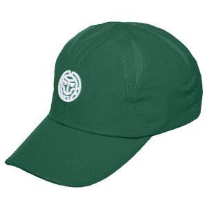 tenis şapkası yeşil