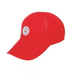 tenis şapkası kırmızı