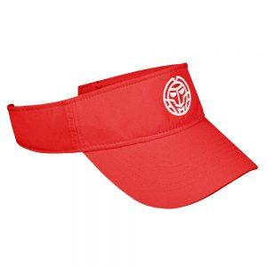 tenis şapka vizör